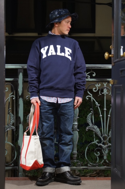 FOOBER blog: Champion / Yale