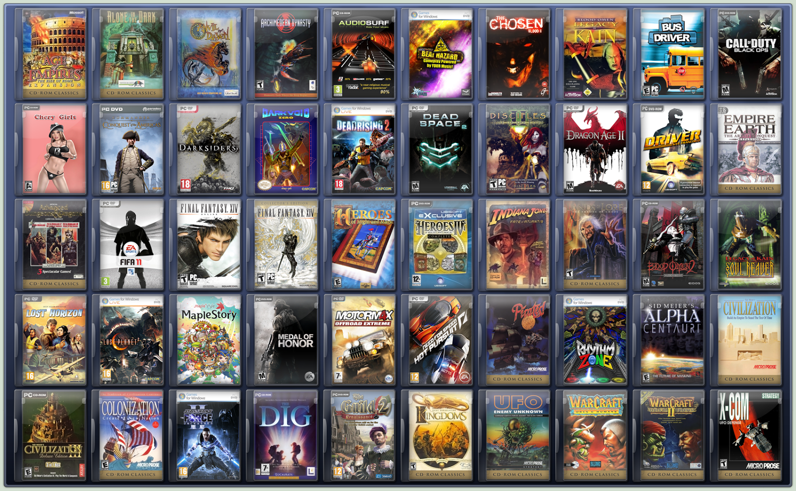 free download pc games: