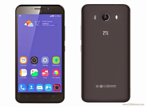 ZTE Grand S3 Sudah Menggunakan Teknologi Eyeprint ID