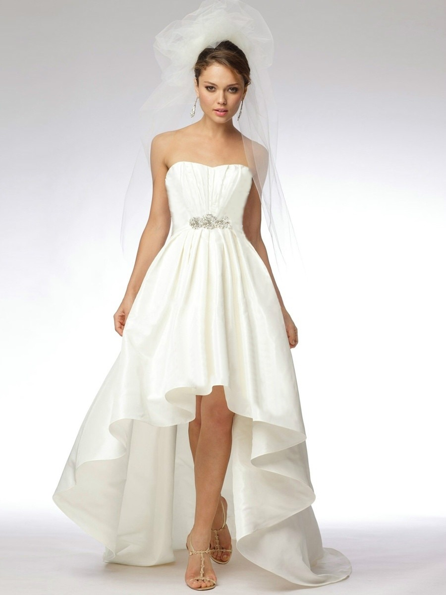 Vestidos novia civil embarazada