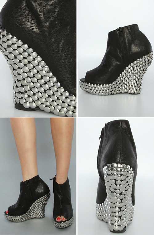 Decorar Zapateria ~ Ideas para decorar zapatos ~ lodijoella