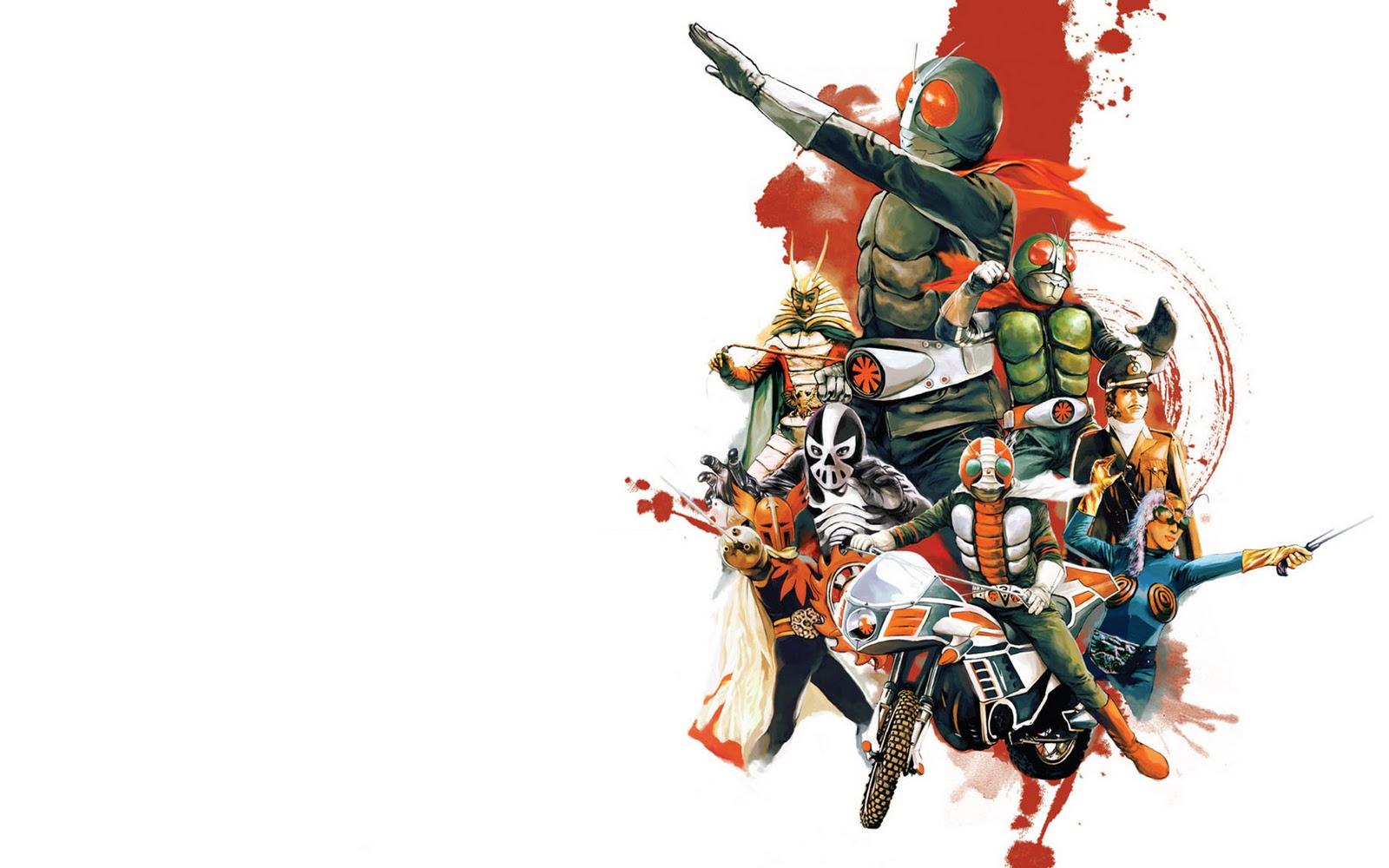 henshin and rollout kamen rider wallpaper