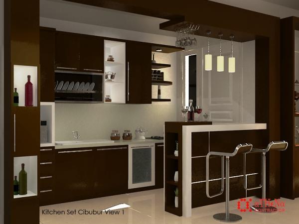 Gambar Desain Interior Rumah Mungil