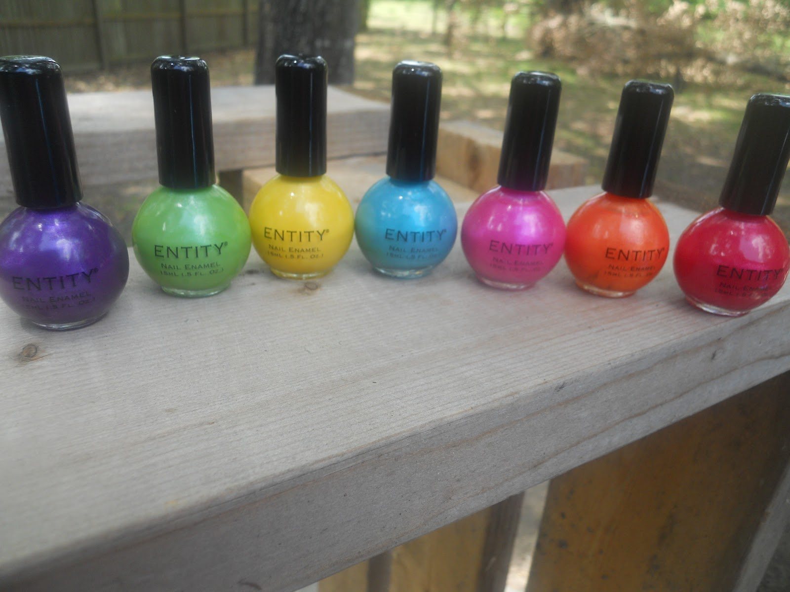 Nail Polish Anonymous: Entity Review