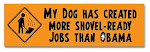 Bumper sticker of the month: