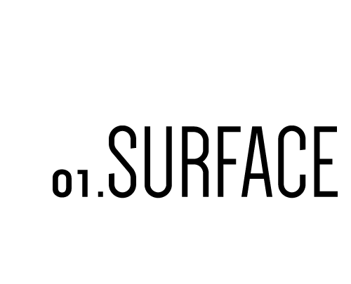 01 surface