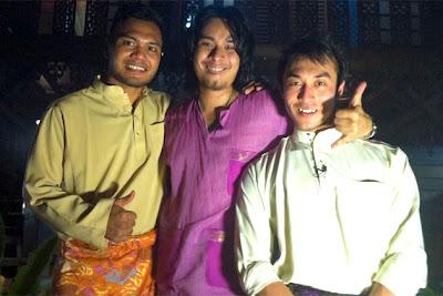 Laaa Gambit Saifullah Sekampung Dengan Khairul Fahmi rupanya? Gambit, Khairul Fahmi Che Mat, khairul fahmi apex, khairul fahmie che mat, nusantara jaya, sambut hari raya, selamat hari raya aidilfitri, artis malaysia, berita, gambar, berita terkini, hiburan, selebriti