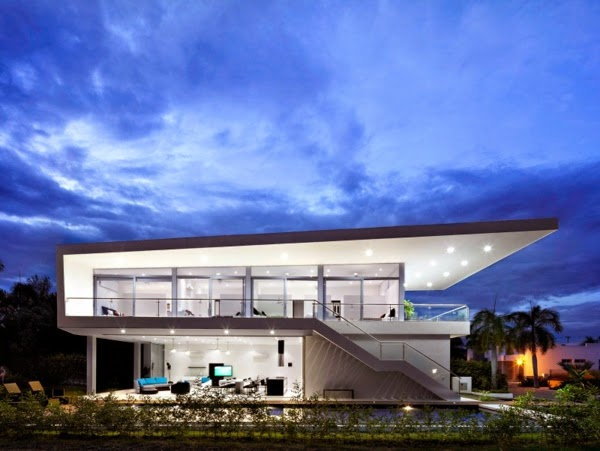 Modern Architecture Buildings: best home architect in the world