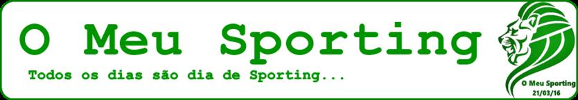 O Meu Sporting