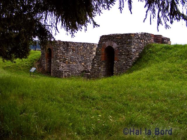 castrul roman jidava