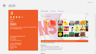 Cara Mendownload Dan Menginstal Aplikasi Windows Store (Metro Apps) Di