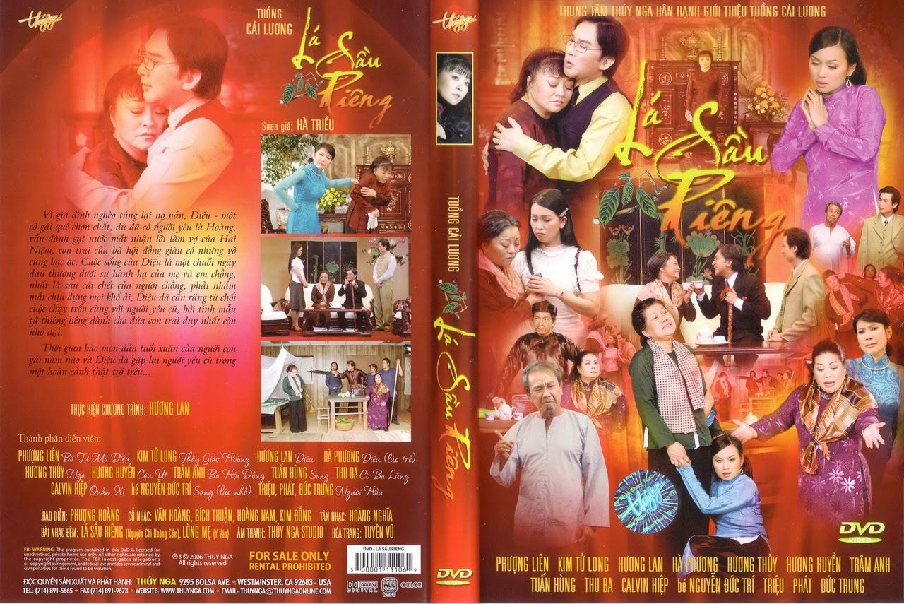 [Cải Lương] Trung Tâm Thúy Nga- Lá Sầu Riêng (2006) [DVD.ISO]