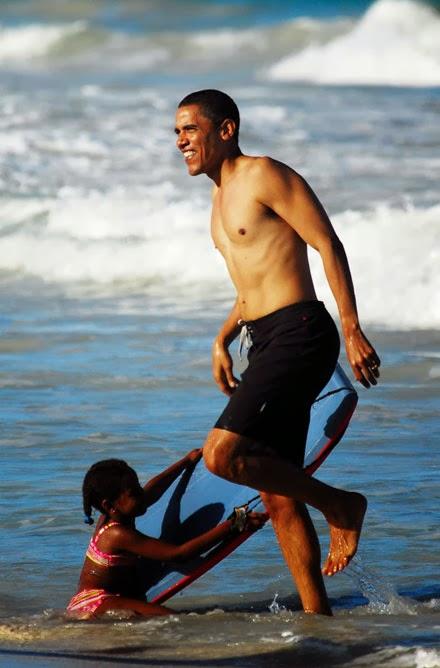 Barack+Obama+Shirtless+-+Romance+With+24