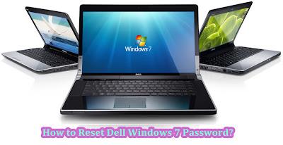 forgotten password on laptop dell