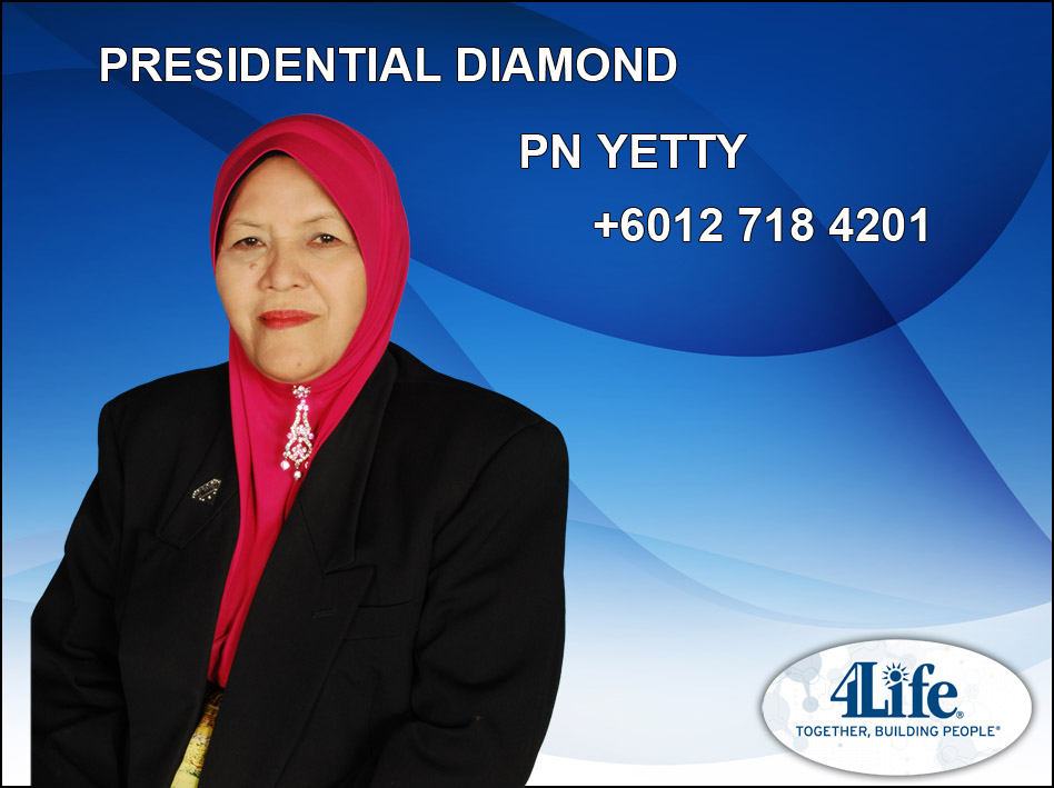 foto Puan Yetty - 4Life Group