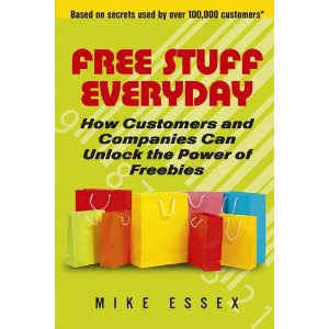 Free Stuff Everyday by Mike Essex