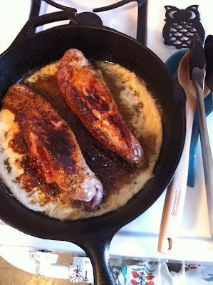 Inspired Kara: Honey Butter Glazed Pork Tenderloin