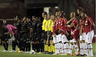 Once Caldas Vs Internacional – Copa Libertadores