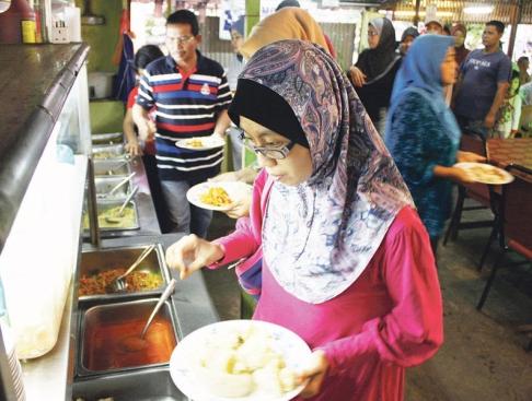 Pakej buka puasa hanya RM5