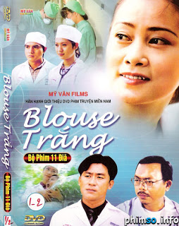 Blouse Trắng
