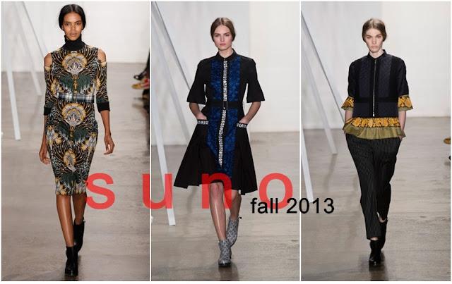 Suno Fall 2013