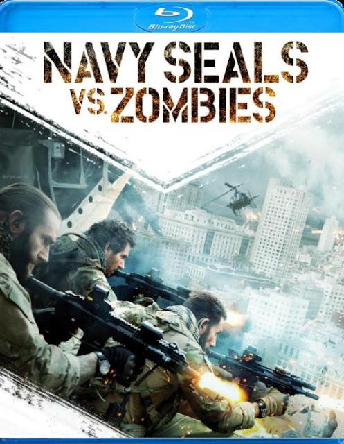 Navy Seals vs Zombies Blu-ray Anchor Bay