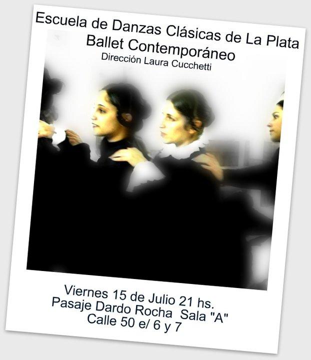 Ballet Contemporáneo de La Plata - Ciudad de La Plata