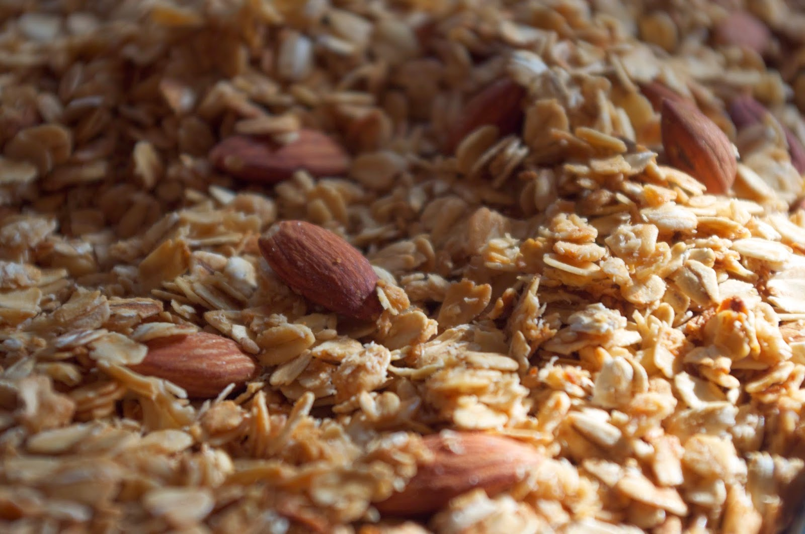 how do I make granola?