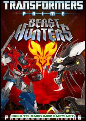 Transformers Prime Beast Hunters: Predacons Rising - Dublado