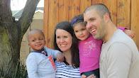 Tommie, Allison McKenna en Logan (Tyler word op D.V. 21 Okt. 2015 gebore