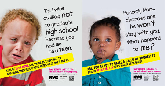 Jobs For Teens In Nyc >> Mommy Delicious In Response To The Nyc Teen Pregnancy Prevention Ads