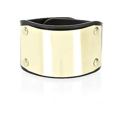 metal plate cuff