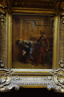 Wallace Collection London Painting Assassins by Meissonier