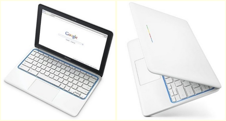 HP Chromebook 11: Made with Google