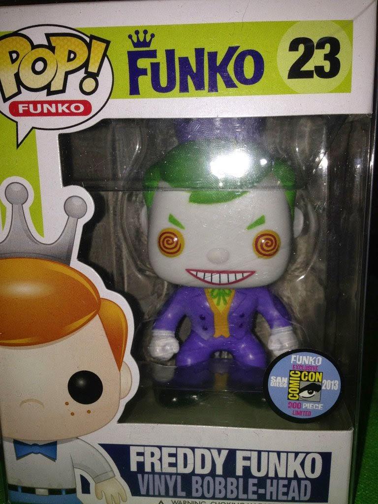 Freddy Funko Joker