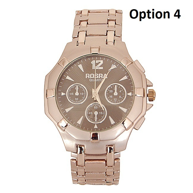 Rosra stylish wrist watch for men at deals offers for Rosra watches