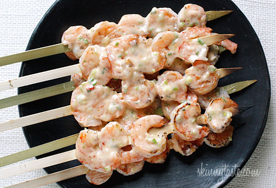 shrimp skewers orange ginger shrimp skewers pineapple glazed shrimp ...