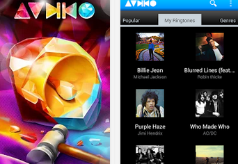 手機鈴聲 APP 推薦:Audiko 鈴聲 APK / APP 下載,免費鈴聲下載、熱門排行榜