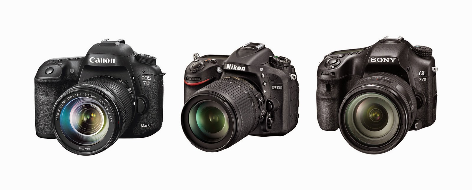 Canon EOS 7D Mark II, Canon EOS 7D Mark II vs Nikon D7100, DSLR camera, Nueva cámara DSLR, vídeo Full-HD,