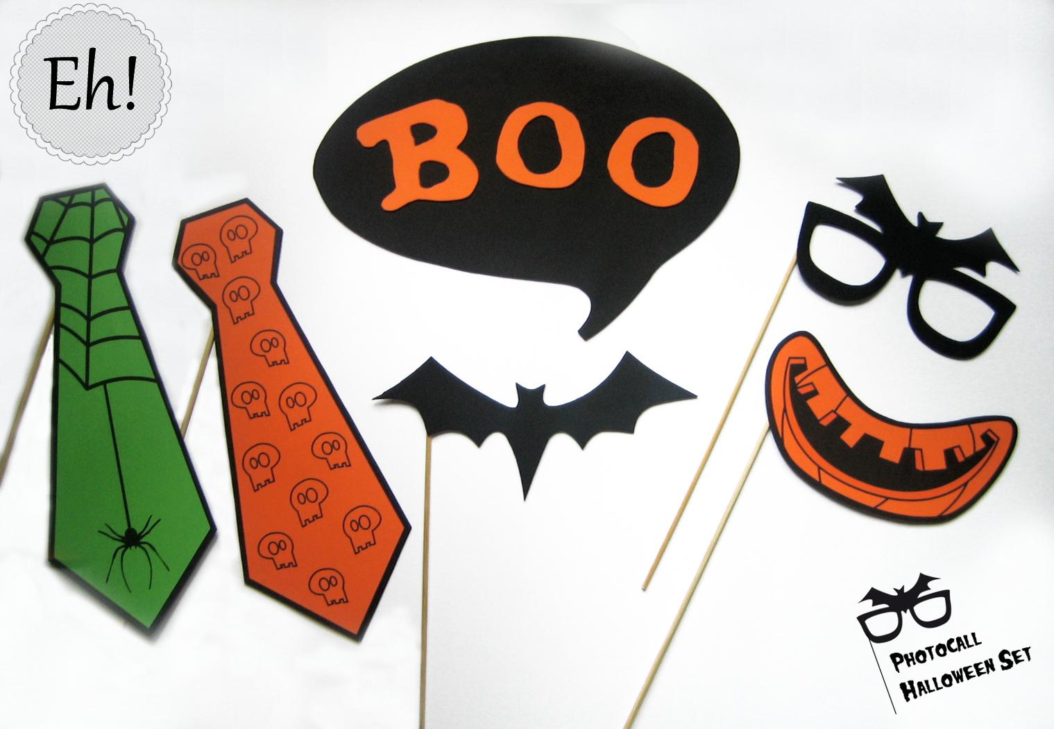 Único Plantillas Imprimibles De Halloween Regalo - Enmarcado Para ...
