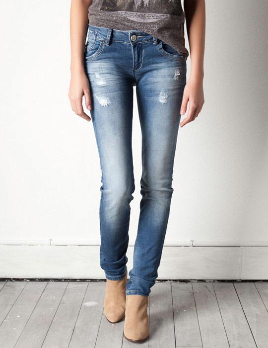 Модные джинсы в 2014 году 2