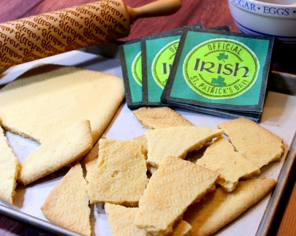 Traditional Irish Shortbread Recipe - Kudos Kitchen by Renee