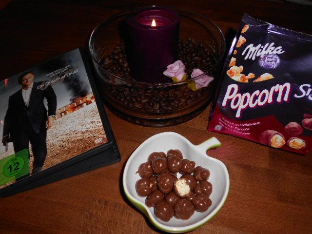 zahnfeee s blog milka popcorn snax popcorn und schokolade. Black Bedroom Furniture Sets. Home Design Ideas