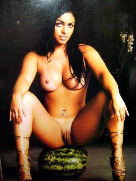 Mulher Melancia Na Playboy Fotos Nua Pelada
