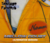TEENAGE FANCLUB - Mellow doubt - single 2