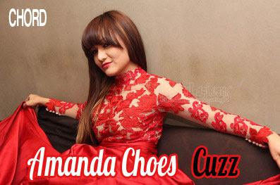 Lirik dan Chord(Kunci Gitar) Amanda Choes ~ Cuzz