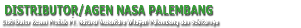 Agen Nasa Palembang