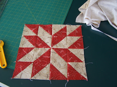 Quilt Patterns Using Squares And Triangles : Subversive Stitchers: Women Armed with Needles: Half-Square-Triangle Star and Update on This and ...
