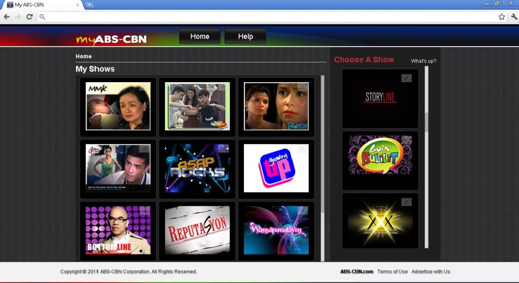 "ABSi launches ""My ABS-CBN"" and ""Got Chalk"" apps for Google Chrome"