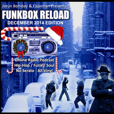 Jorun Bombay - Funkbox Reload Xmas Edition